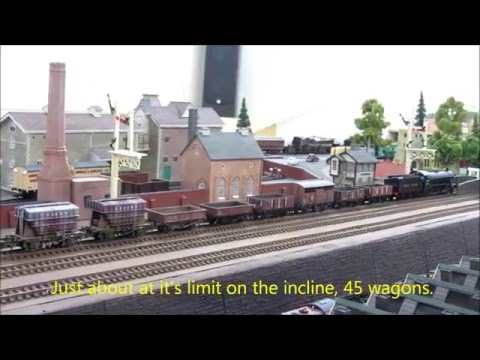 From The Lineside   Number 334 Heljan Class O2 3, Haulage Test