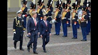 Encuentros con el Presidente - Visita Oficial a Países Bajos
