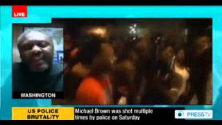 Civil rights violations in death of black teen - Micheal Brown