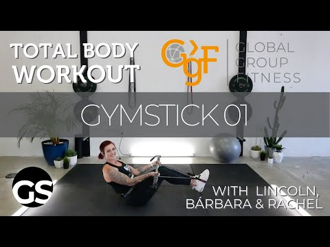 GGF Gymstick 01 Total Body Workout Free Online Workout
