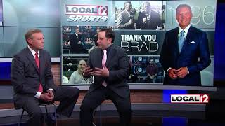 Local 12 Sports pays tribute to former sports director