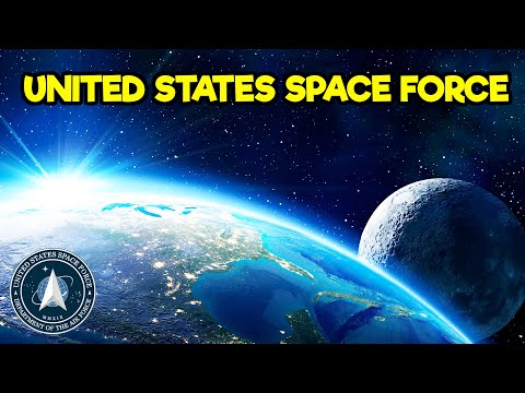 US SPACE FORCE 2020