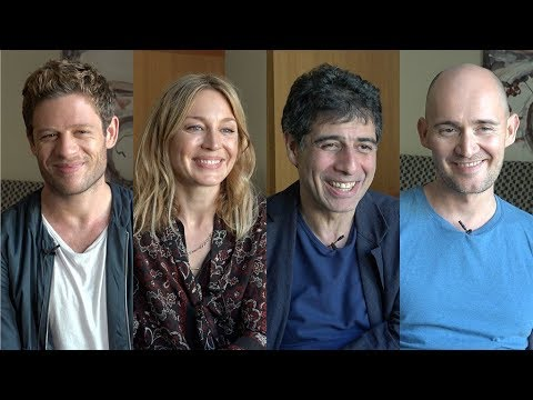 McMafia's James Norton, Juliet Rylance, Hossein Amini & James Watkins