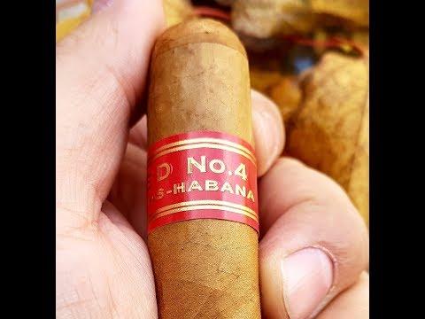 Partagas - Serie D No.4 cigar review