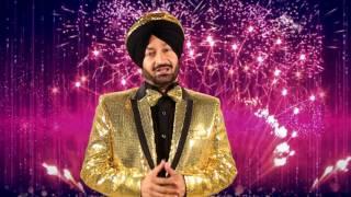 Punjabi singers & ptc punjabi wishing you a very happy new year 2017