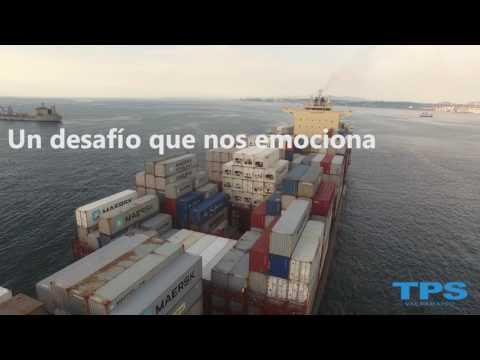Bienvenido Maersk Line a TPS
