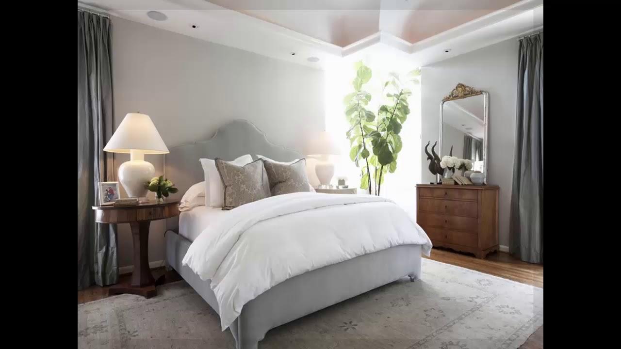 modernes gemütliches Schlafzimmer - YouTube