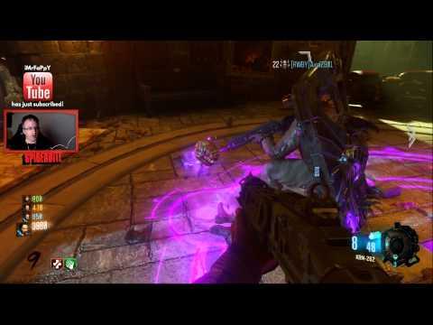 DER EISENDRACHE: Purple (Void) Elemental Bow Upgrade Quest Line FINAL STEPS!