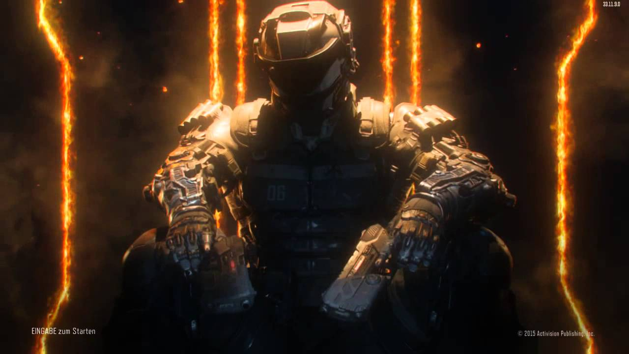 Cod Call Of Duty Black Ops 3 Dreamscene Hd Youtube