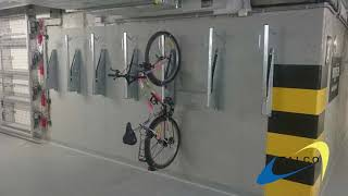 Compact Cycle Parking Falco