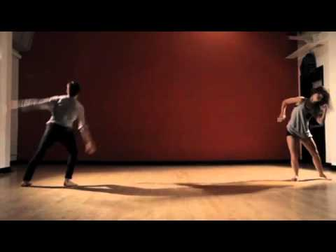 "Contemporary dance duet ""The Funeral""- Band of Horses 