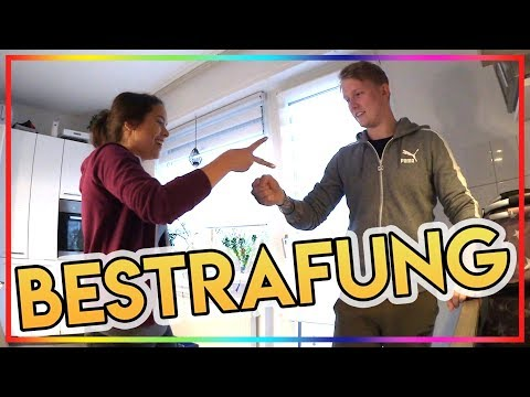 Stein, Schere, Papier Battle! Sandy vs. Daniel | 14.09.2017 DynamitesLife Vlog