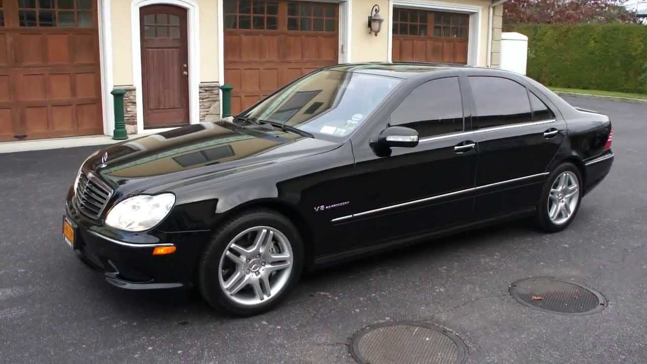 2005 mercedes benz s55 for sale black black new tires for Mercedes benz s55