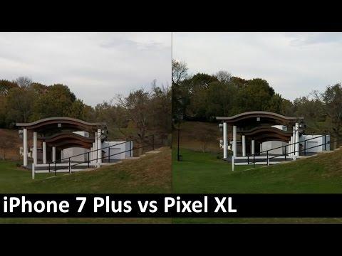 iPhone 7 Plus vs Google Pixel XL Camera: Video Stabilization Comparison