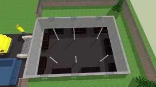 #1 Underpinning Basement | Basement Floor Lowering | Toronto (2014)
