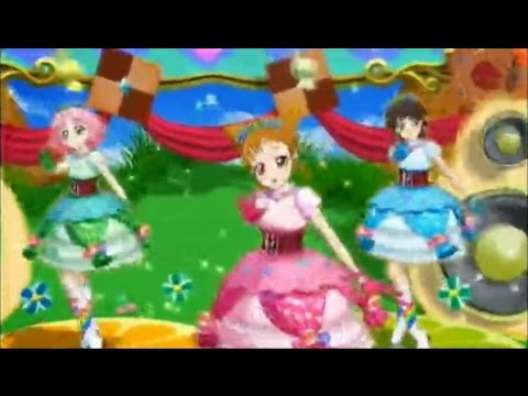 (HD)Aikatsu! -「Angel Snow」(Episode 148) アイカツ Ep 148 有栖川 おとめ 神谷 しおん 北大路さくら