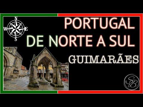 Onde Morar Em Portugal??? Conheça Guimarães