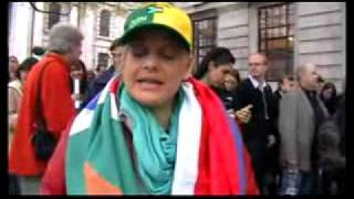 South African Elections London 2009