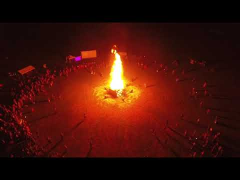 Starwood Festival Bonfire 2018