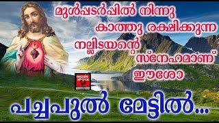 Pacha Pulmeethil Kunjadukale # Christian Devotional Songs Malayalam 2018 # Gagul Joseph Songs