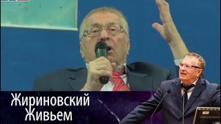 Владимир Жириновский выступил на митинге в Одинцово. Жириновский живьем от 08.03.18