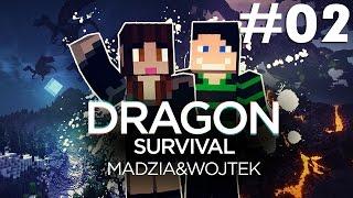 Dragon Survival Minecraft #02 /w Wojtek