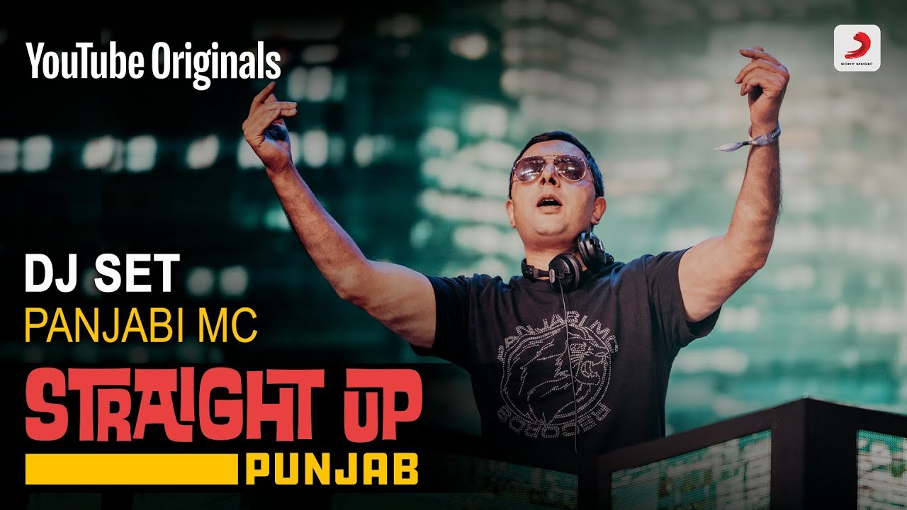 Full Performance | Panjabi MC | Straight Up Punjab - YouTube