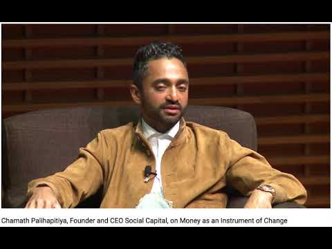 Former Facebook executive Chamath Palihapitiya: social media is ripping society apart