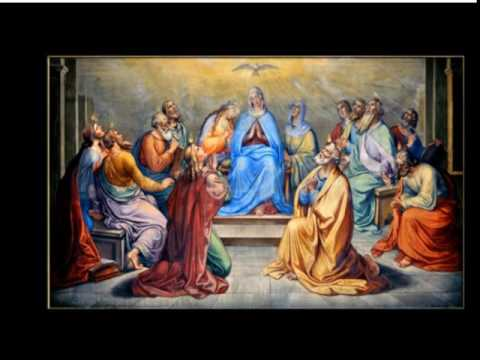 DAY 8 - NOVENA TO THE HOLY SPIRIT