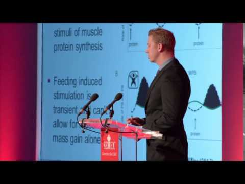 Semex UK Conference 2015 - Dr Lewis James, Lecturer in Sports Nutrition, Loughborough University