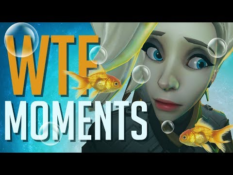 OVERWATCH FUNNY MOMENTS #109 UNDERWATER