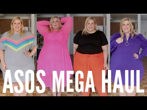 Asos Plus Size Mega Haul