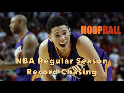 NBA Regular Season Record Chasing: Phoenix Suns