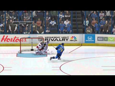 NHL 14 Shootout Commentary #5 (T-Baggin)