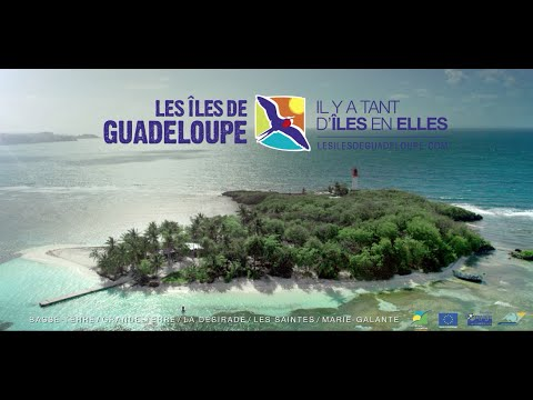 Spot TV - Les îles de Guadeloupe 2014 - Version Courte