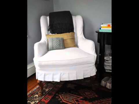 covers watch hqdefault slipcover slipcovers chair youtube futon