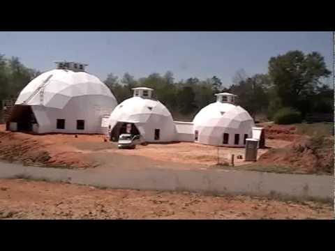 prefab home kit do it yourself dome home doovi