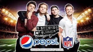 5 Seconds Of Summer - Super Bowl Halftime Show