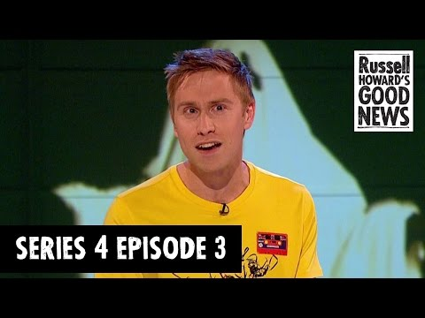 Russell Howard's Good News - Series 4, Episode 3