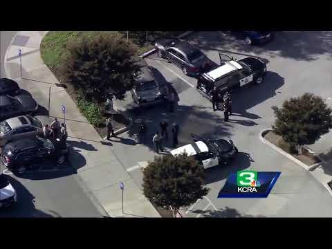 Escaped Santa Clara County inmate on the run, 2nd caught in Stockton
