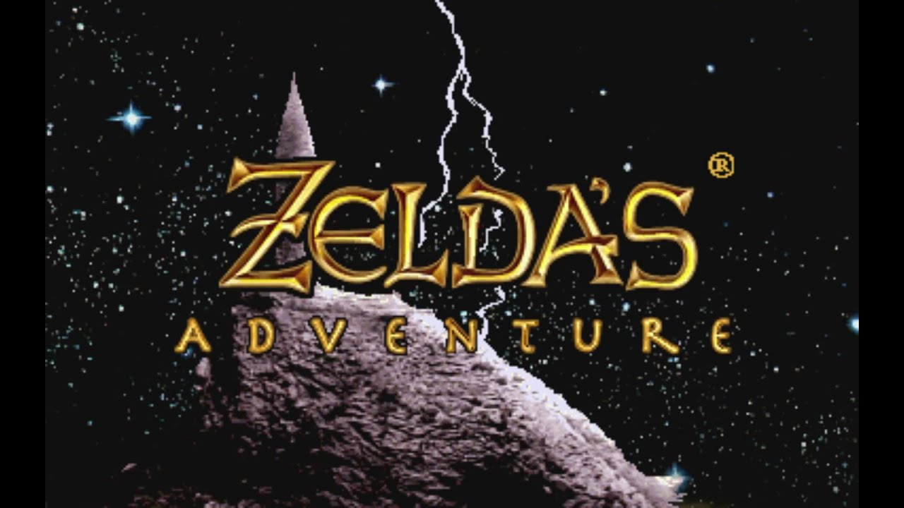 Zelda's Adventure CDI emulator - Working by Tommy Tremblay