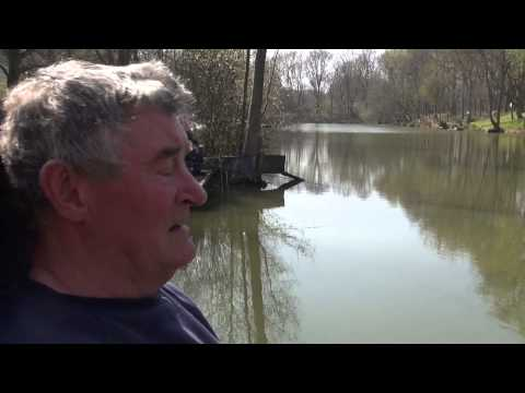 MANSFIELD FARM LAKE, BROAD OAK, CANTERBURY, KENT, ANGLERS MAIL TACTICAL BRIEFINGS