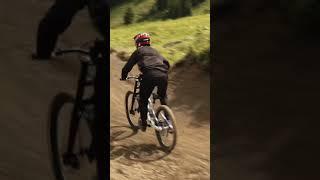 Bike park season is on 🔥 w/ Vinny T #shorts