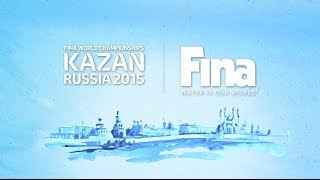 Water of Life. The official film on 16th FINA World Championships 2015 in Kazan.