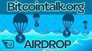 8 Airdrop криптовалют на 100$ бесплатная раздача криптовалюты