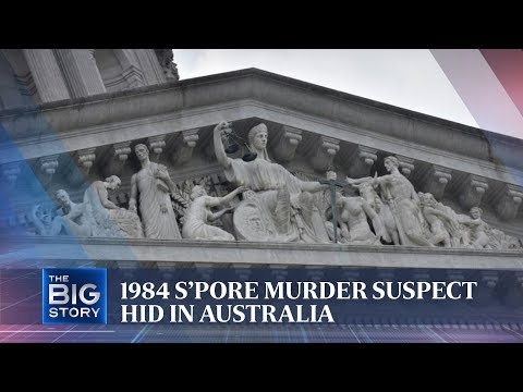 Singapore murder suspect on the run for over 30 years caught | THE BIG STORY | The Straits Times