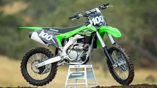 What's new with the 2017 Kawasaki KX250F? A lot, actually. We got f...
