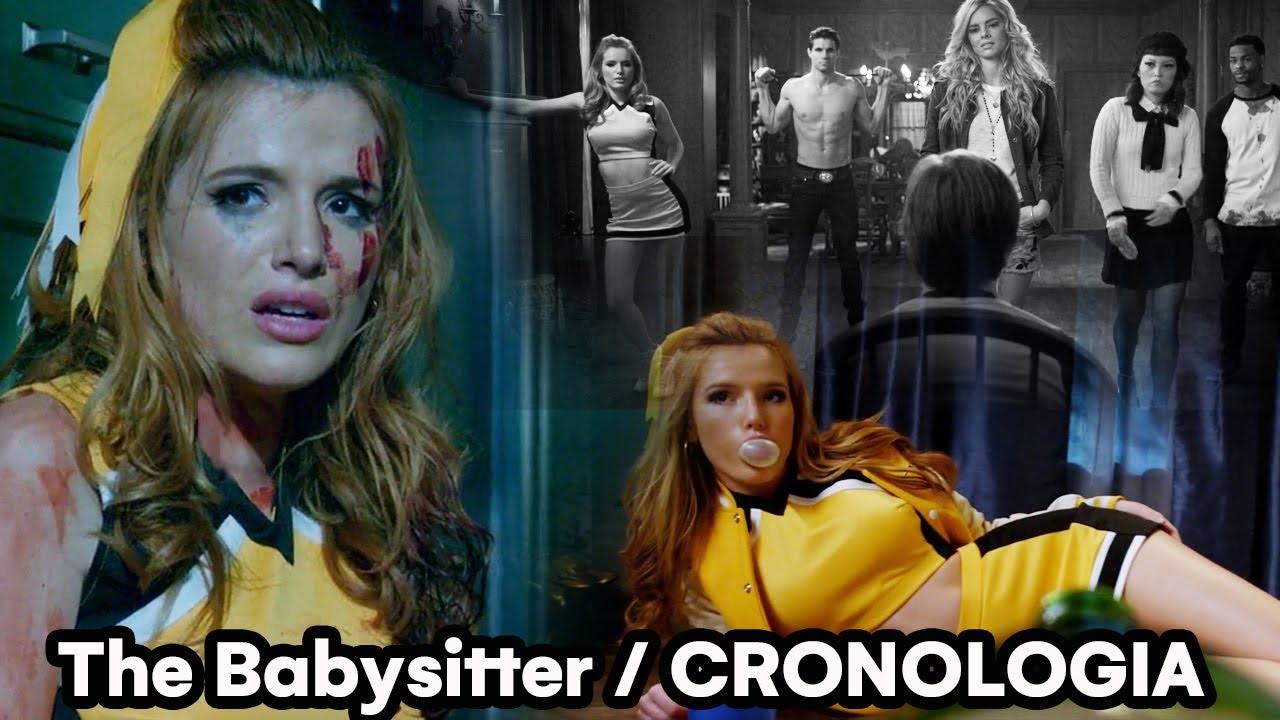 The Babysitter – Cronologia