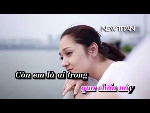[Karaoke] Anh muốn em sống sao - Bảo Anh Full Beat Gốc