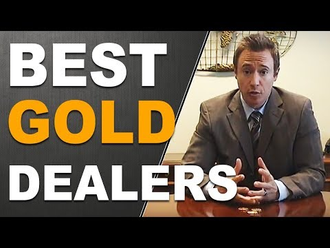 Gold Bullion Coins - Best Gold Dealers